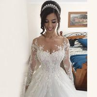 Fashion Ball Gown Wedding Dress ,Popular Bridal Dress With Beading BDS0239