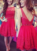 Fashion Homecoming Dress Short Dance Dresses Sweet 16 Dress Graduation Dress PDS0704