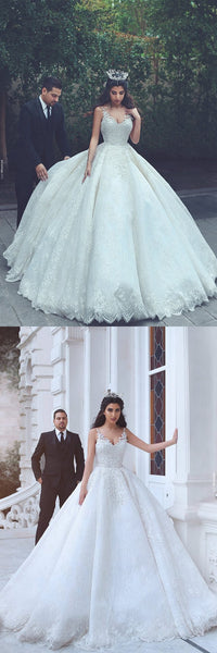 Princess Style Lace Wedding Dress ,Wholesale Bridal Wedding Gown ...