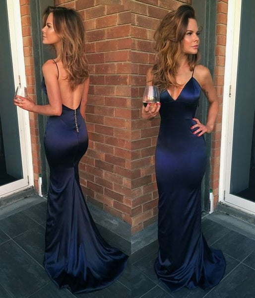 Sexy Mermaid Long Prom Dress,Fashion Winter Formal Dress, Bridesmaid Dress PDS1003