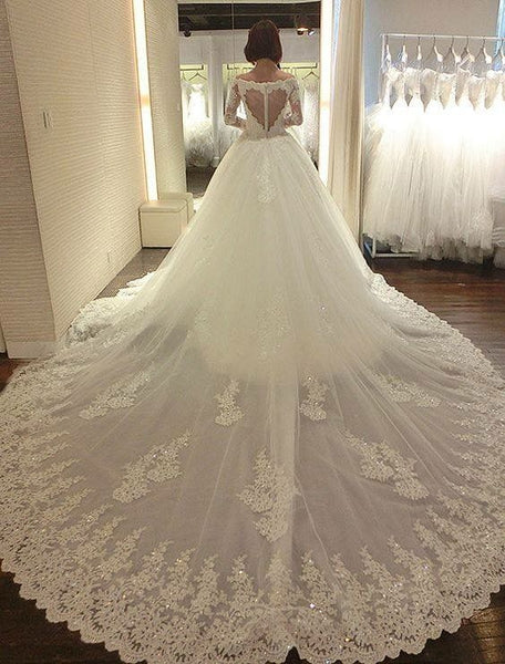 Fashion New Style Wedding Dress Bridal Dresses Vestidos de Novia BDS0539