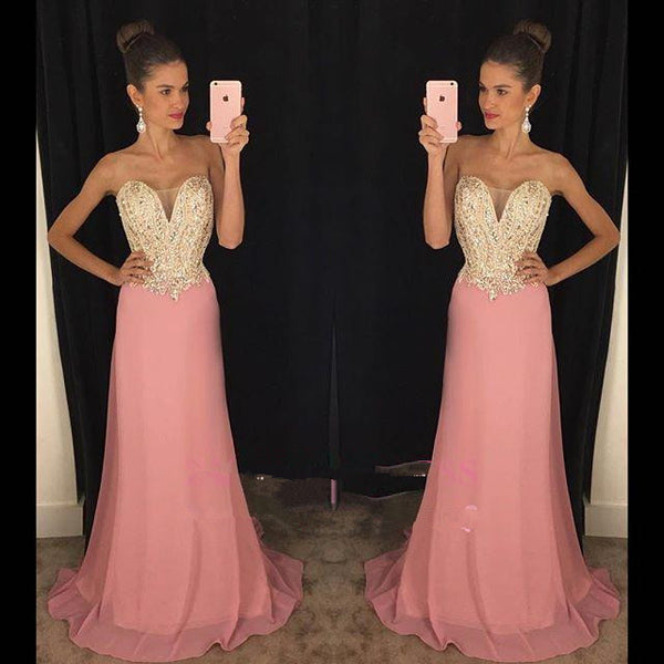 Beading Long Prom Dress,Wedding Party Dress,Popular Cocktail Dress,Fashion Evening Dress  PDS0194