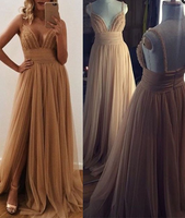 Sex Beading Long Prom Dress ,Popular Wedding Party Dress,Cocktail Dress,Fashion Evening Dresses PDS0317