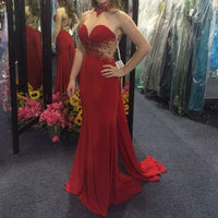 Fashion Beaded Long Prom Dress ,Popular Wedding Party Dress,Fashion Evening Dresses PDS0233