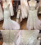 2 in 1 Popular Wedding Dresses,Bridal Dresses  SN0641