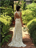 Lace Wedding Dress Popular Bridal Dress BDS0805