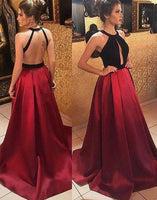 Charming O-Neck A-Line Prom Dresses,Long Prom Dresses,Green Prom Dresses, Evening Dress Prom Gowns, Formal Women Dress PDS0417
