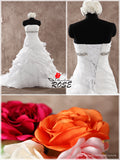Custom Made A-line Wedding Dress with Lace Up Back,Wholesale Real Photo Bridal Wedding Gown BDS0598