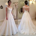 Popular Ball Gown Wedding Dress , Fashion Bridal Dress BDS0240