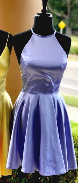 Simple Homecoming Dresses , Custom Made Hoco Dresses, Short Prom Dress,  Graduation Dress, PDH0040