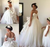 Popular Ball Gown Wedding Dress , Fashion Bridal Dress BDS0238