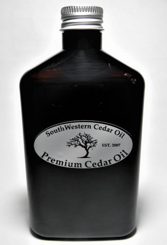 8oz 100% Pure Cedar Wood Oil + 16 Ways to use Cedar Oil