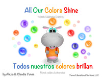 All Our Colors Shine - Todos nuestros colores brillan