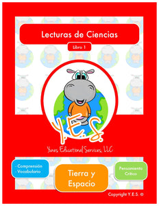 Lecturas de Ciencias - Science Passages