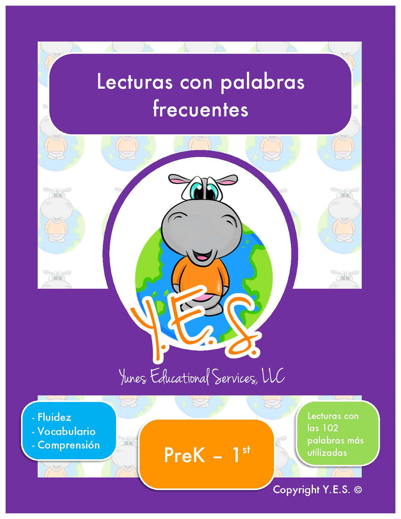 Lecturas con palabras frecuentes - Sight Word Stories