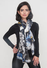 """Resurrection"" Long Shawl - SMHDGalleries"