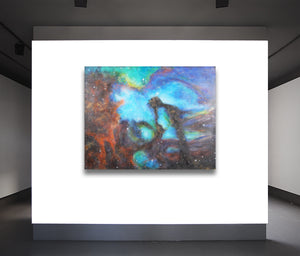 "SMHD 53 ""Drifting in Nebula"" - SMHDGalleries"