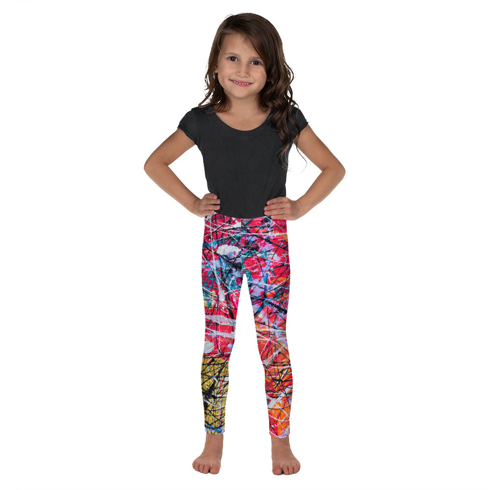 """why so pink hue?"" Kid's Leggings - SMHDGalleries"