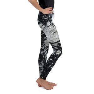"""why so frizzy?"" Youth Leggings - SMHDGalleries"