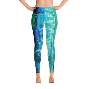 """Glitch"" Leggings - SMHDGalleries"