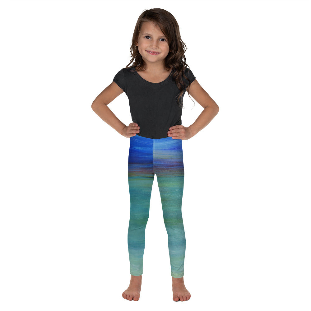 """misty ocean"" Kid's leggings - SMHDGalleries"