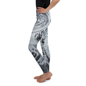 """french kiss"" Youth Leggings - SMHDGalleries"