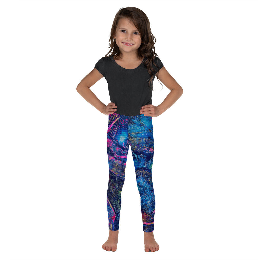 """the mantra"" Kid's leggings - SMHDGalleries"