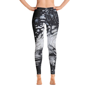 """why so frizzy"" Leggings - SMHDGalleries"
