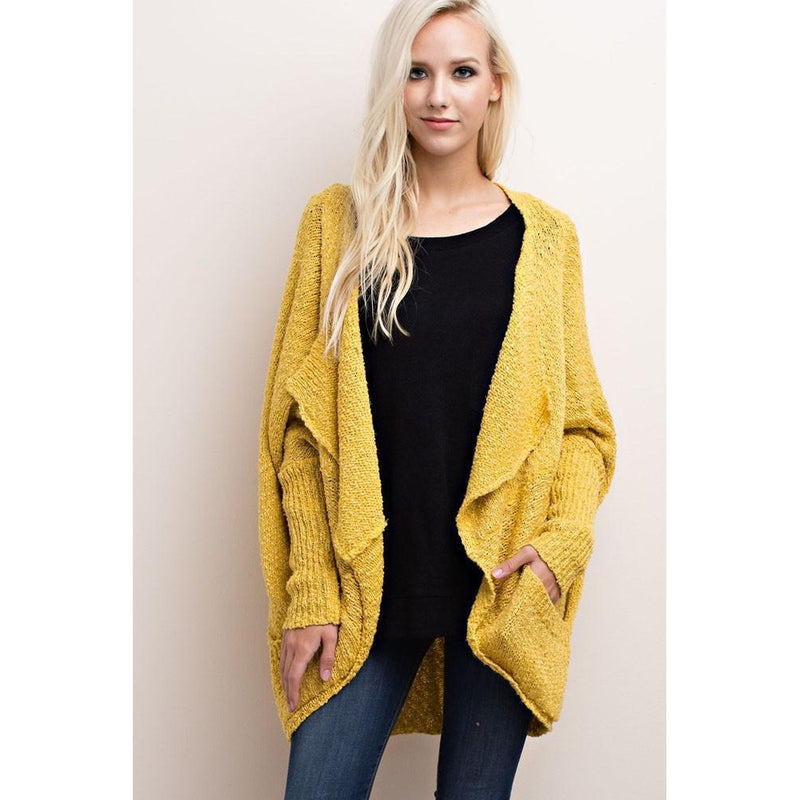 'Fireside' Knit Cardigan