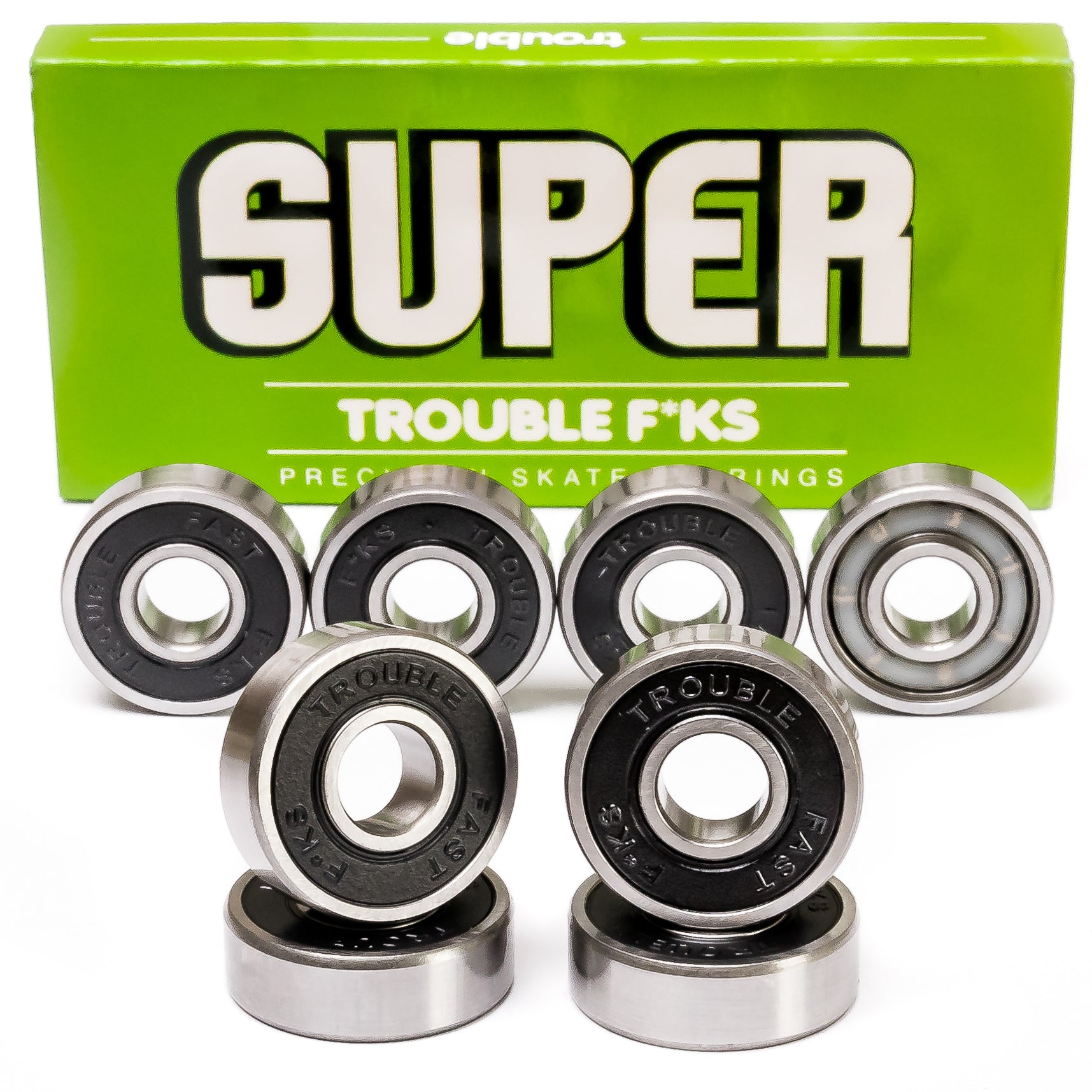 Rodajes - Trouble Super Black - Premium