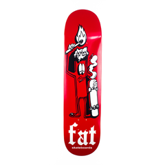 "FAT - Fire - 8.00"" - Inc Lija"