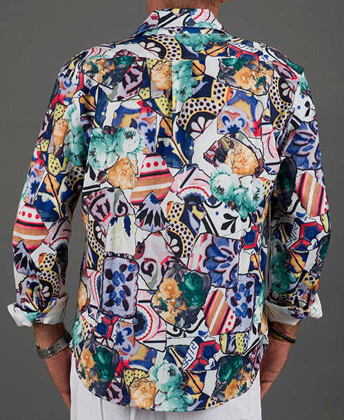 Men's Shirt The Cartoon
