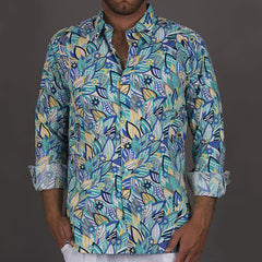 Men's Shirt The Kirra Jade