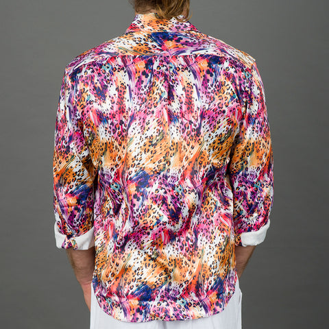 Men's Shirt The Leopard