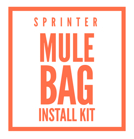 MULE Storage Locker Installation Kit