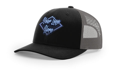 Patch Richardson 115 Low Pro Trucker Mesh Back