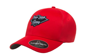 Patch Flexfit Delta Cap