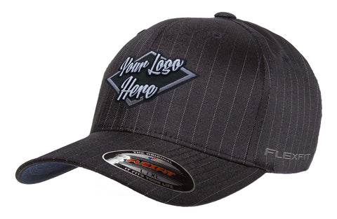 Patch Flexfit Pinstripe Cap