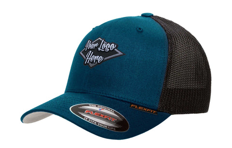 Patch Flexfit Mesh Trucker Cap