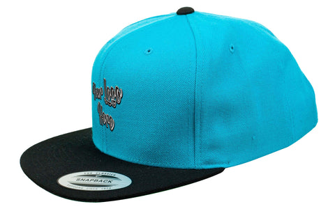 3D Direct Patch Yupoong Classic Flat Two Tone Cap