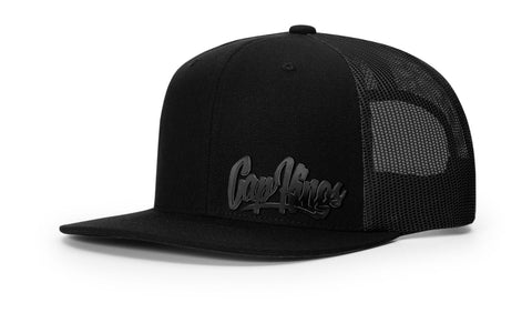 Metal Patch Richardson 952 Classic Wool Trucker Snapback