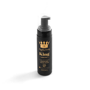 Royalty Society KING  Medium~Dark Buildable Self Tanning Mousse - Royalty Society  - Tan, Spray Tan, Sunless Tan Royalty Society - Melbourne, Australia Royalty Society - Royalty Tanning