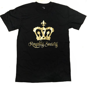 Royalty Society T-shirt - Royalty Society  - Tan, Spray Tan, Sunless Tan Royalty Society - Melbourne, Australia Royalty Society - Royalty Tanning