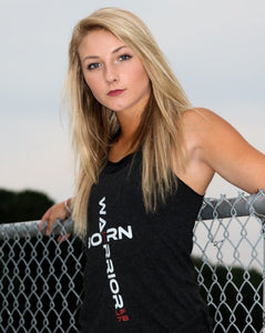 Born Warrior Women's Racerback Tank