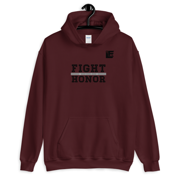 Fight With Honor Hoodie