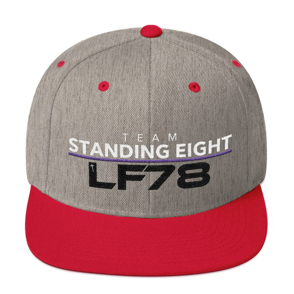 LF78 Standing Eight Snapback Hat
