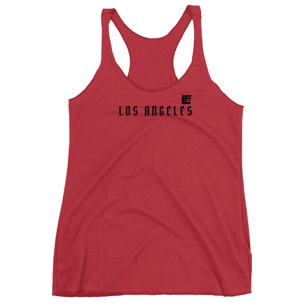 Los Angeles Women's Racerback Tank