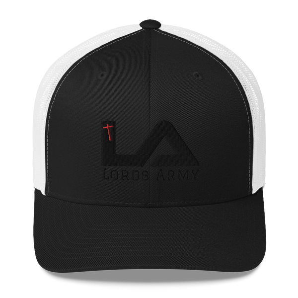 LA Lords Army Trucker hats
