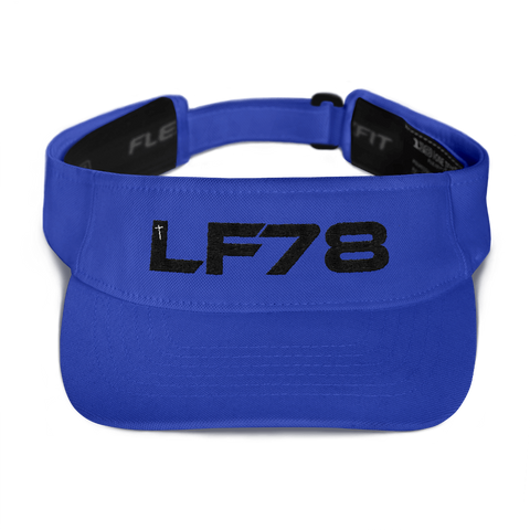 LF78 Visor (click for more colors)