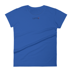 LF78 Women's short sleeve t-shirt